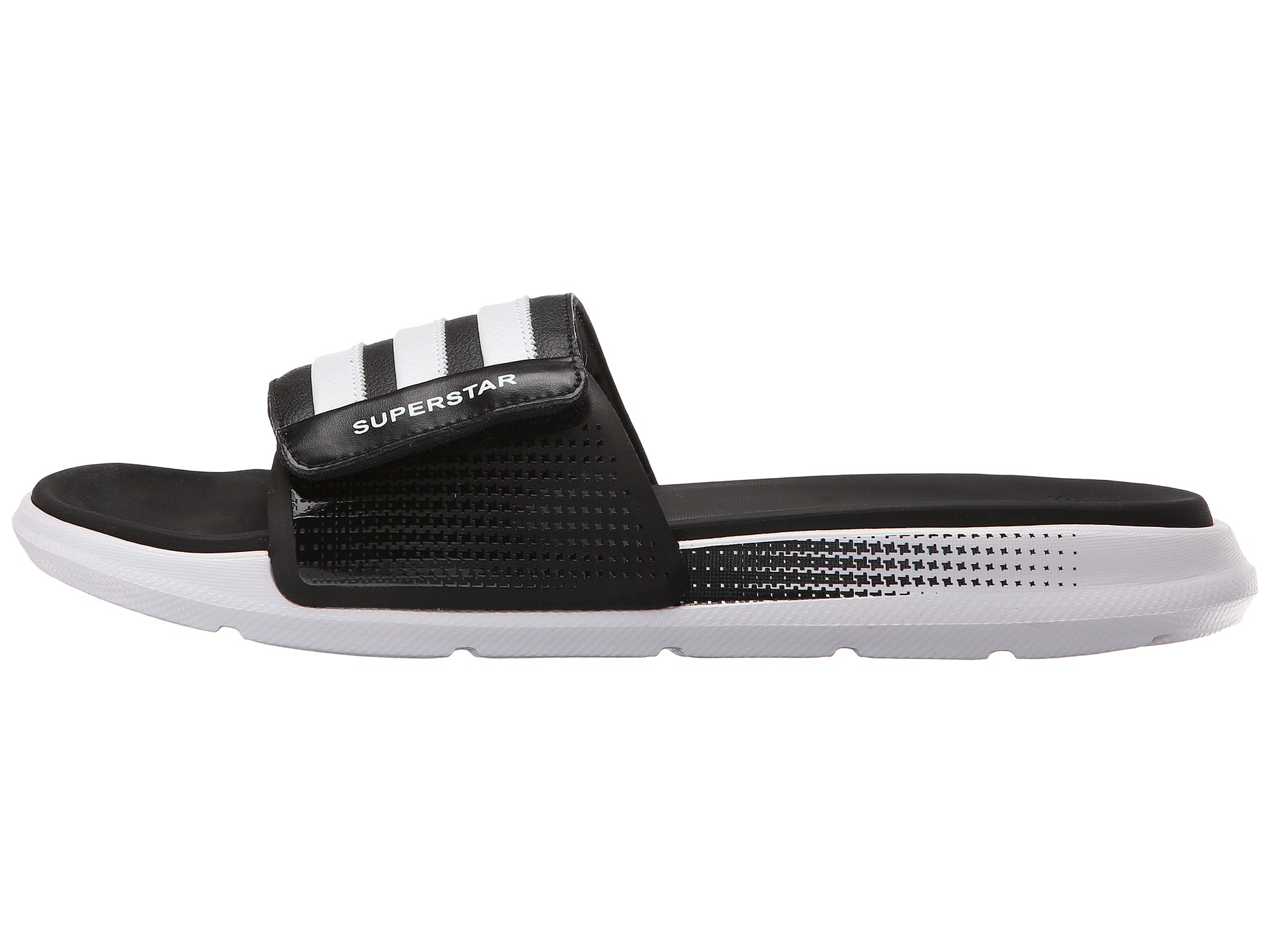 adidas superstar 4g slide - mens