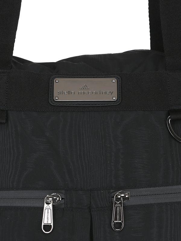6f7affb0617f Lyst - adidas By Stella McCartney Big Studio Sports Tote Bag in Black