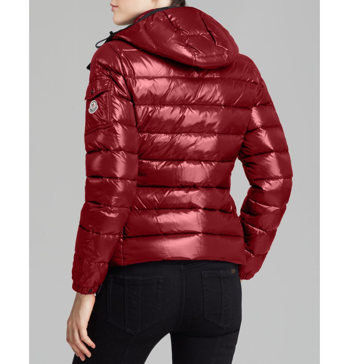 db7e45be4 coupon moncler coat ruffle red 00582 ed0d1