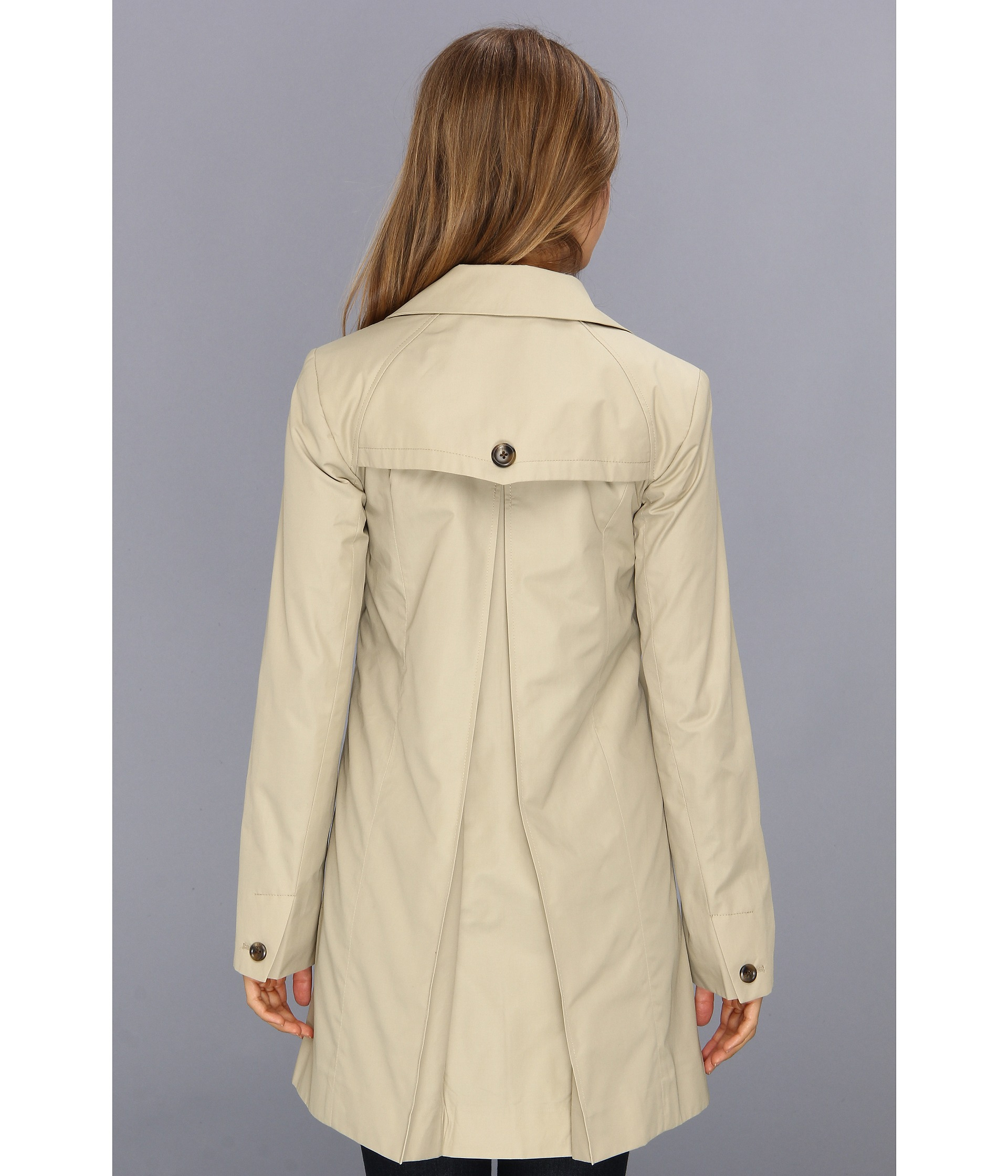 Cole Haan Trench Coat - ShopStyle
