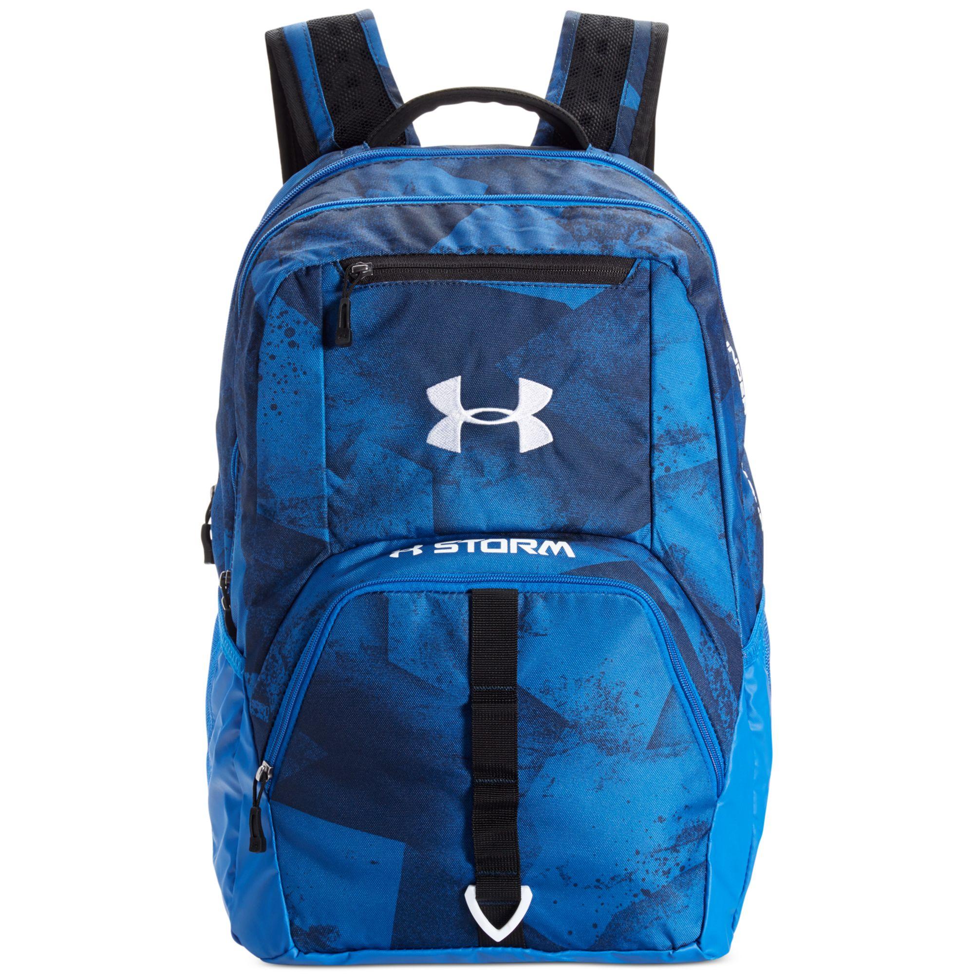 Under Armour Exeter Backpack In Blue For Men Breaker