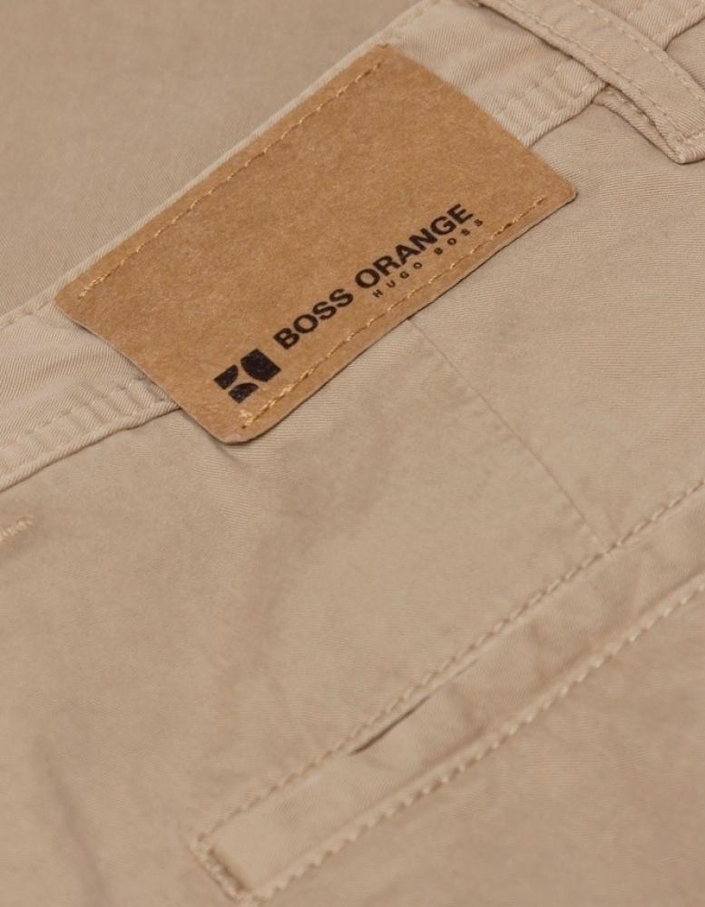 Boss orange schino regular fit chinos in beige for men lyst - Hochzeitsanzug hugo boss ...