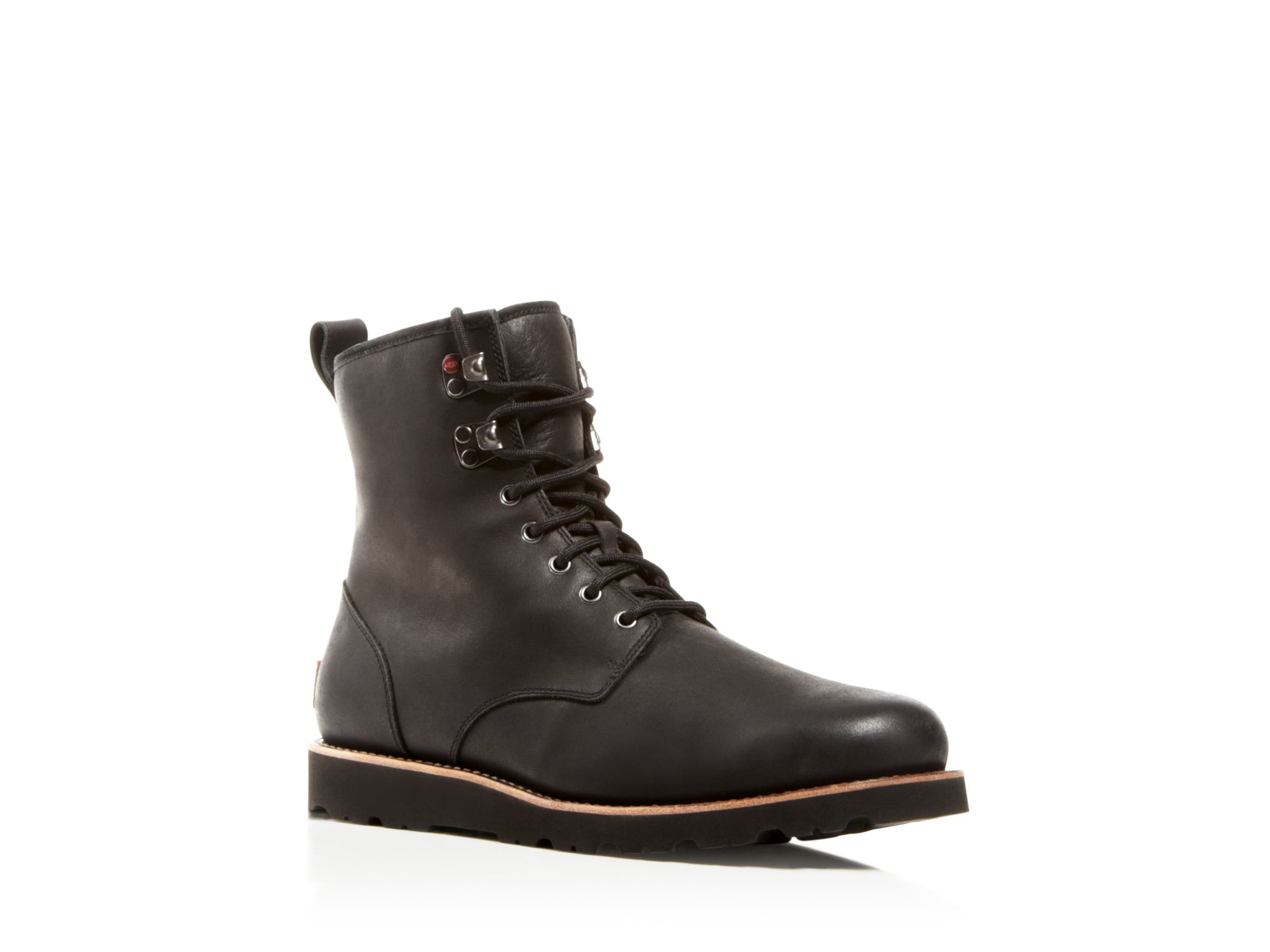 ugg men's hannen boots black