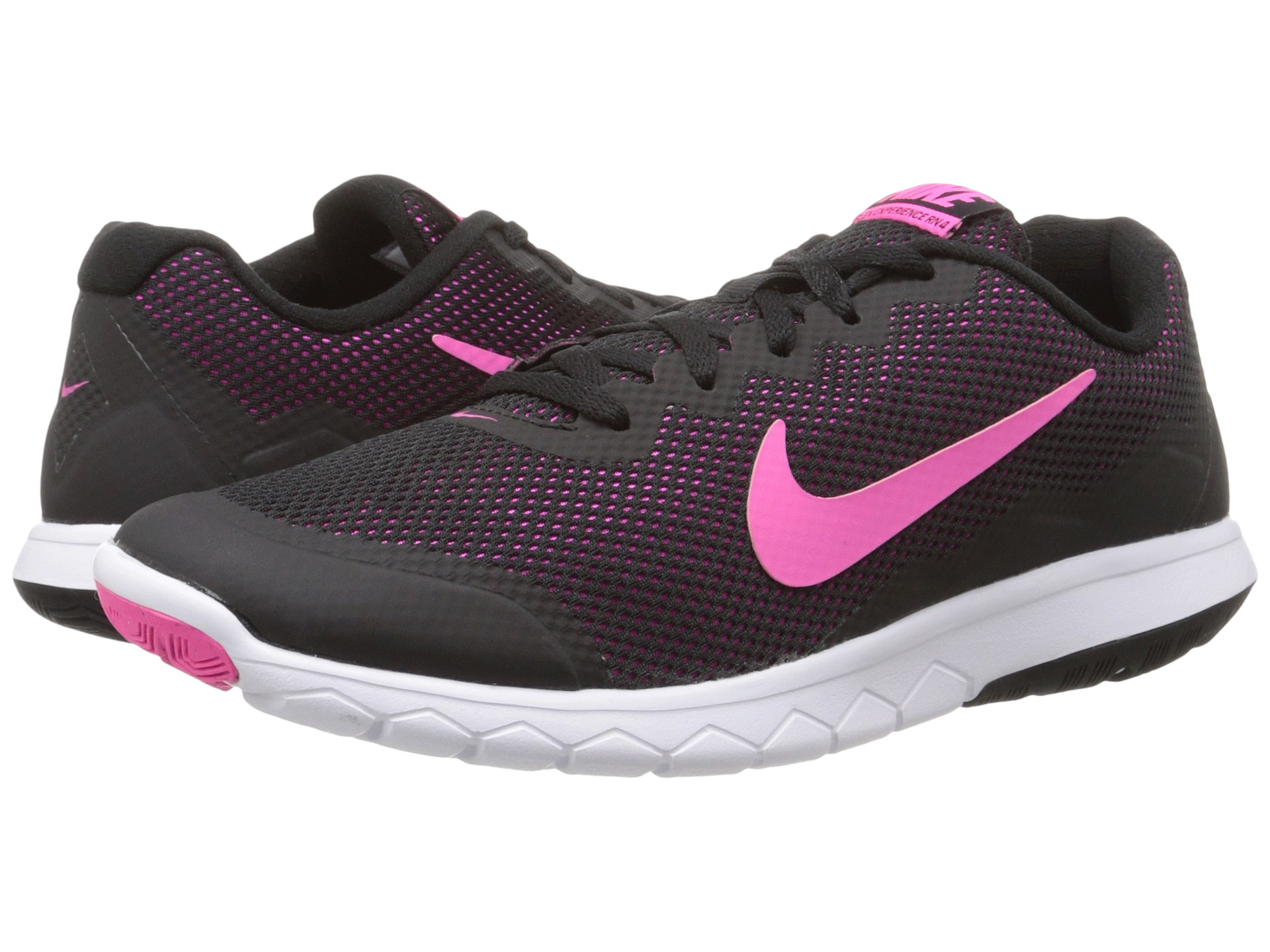 sports shoes d8204 480eb Lyst - Nike Flex Experience Run 4 in Pink