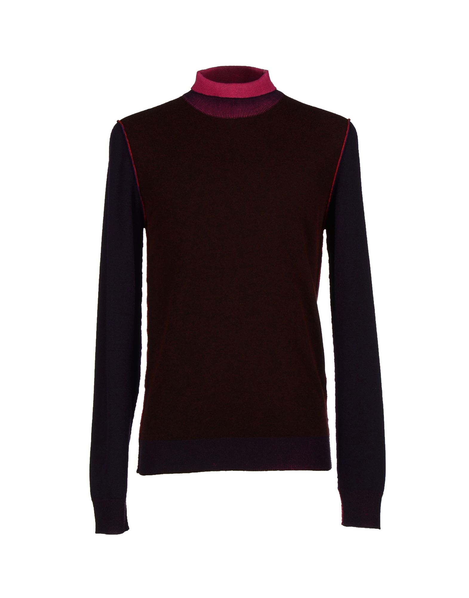 lyst jil sander turtleneck in purple for men. Black Bedroom Furniture Sets. Home Design Ideas