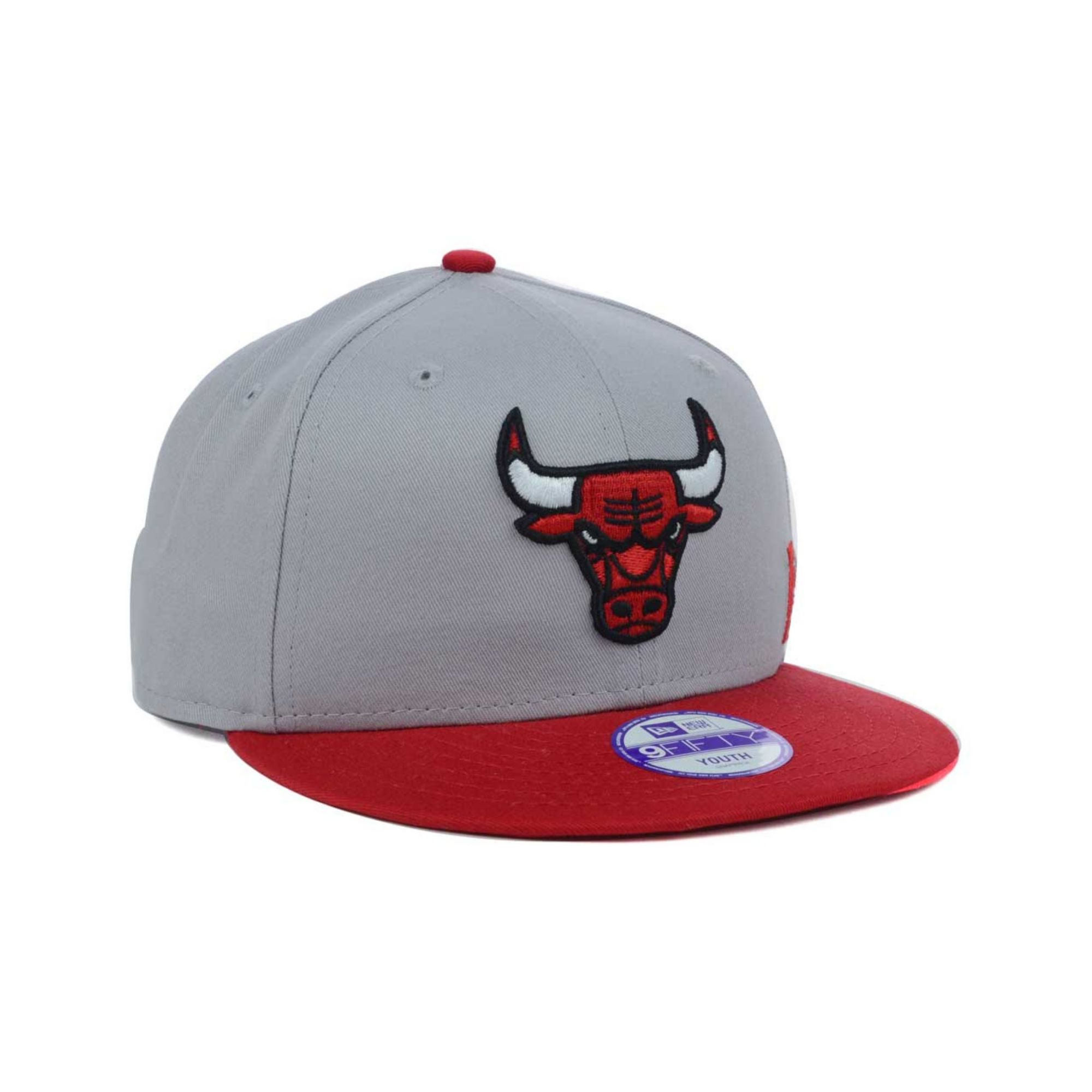bf1d858984f authentic kids chicago bulls fitted hat b7e07 ed403  purchase lyst ktz kids  derrick rose chicago bulls hardwood classics 9fifty ef147 9e00a