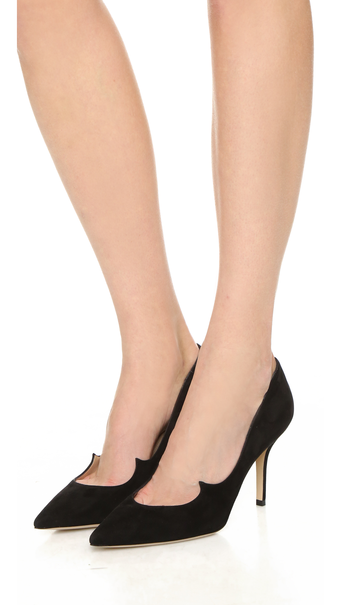 pointed toe pumps - Black PAUL ANDREW ygERH