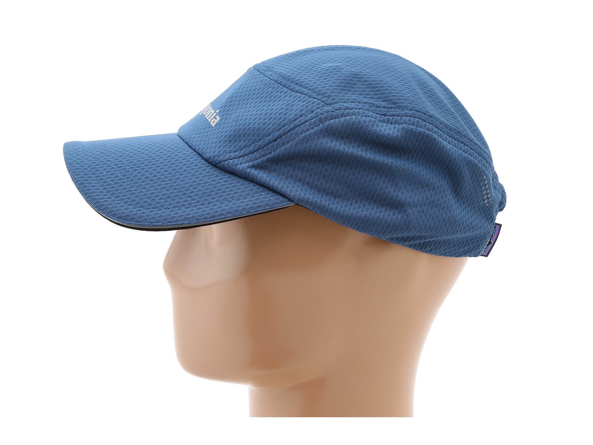 d339d70725372 Patagonia Air Flow Cap in Blue - Lyst