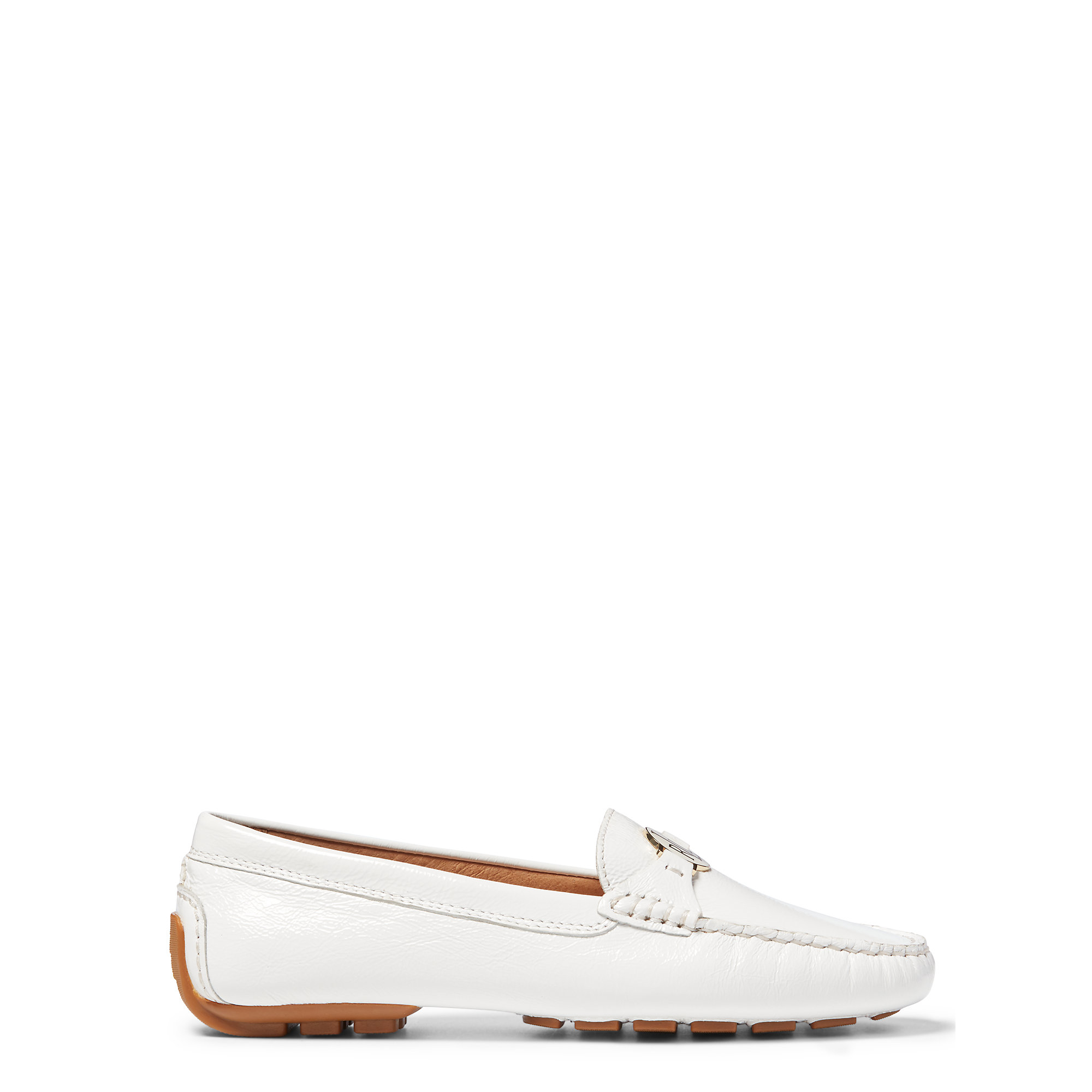5f0b9e8e673 Lyst - Pink Pony Carley Patent Leather Loafer in White for Men