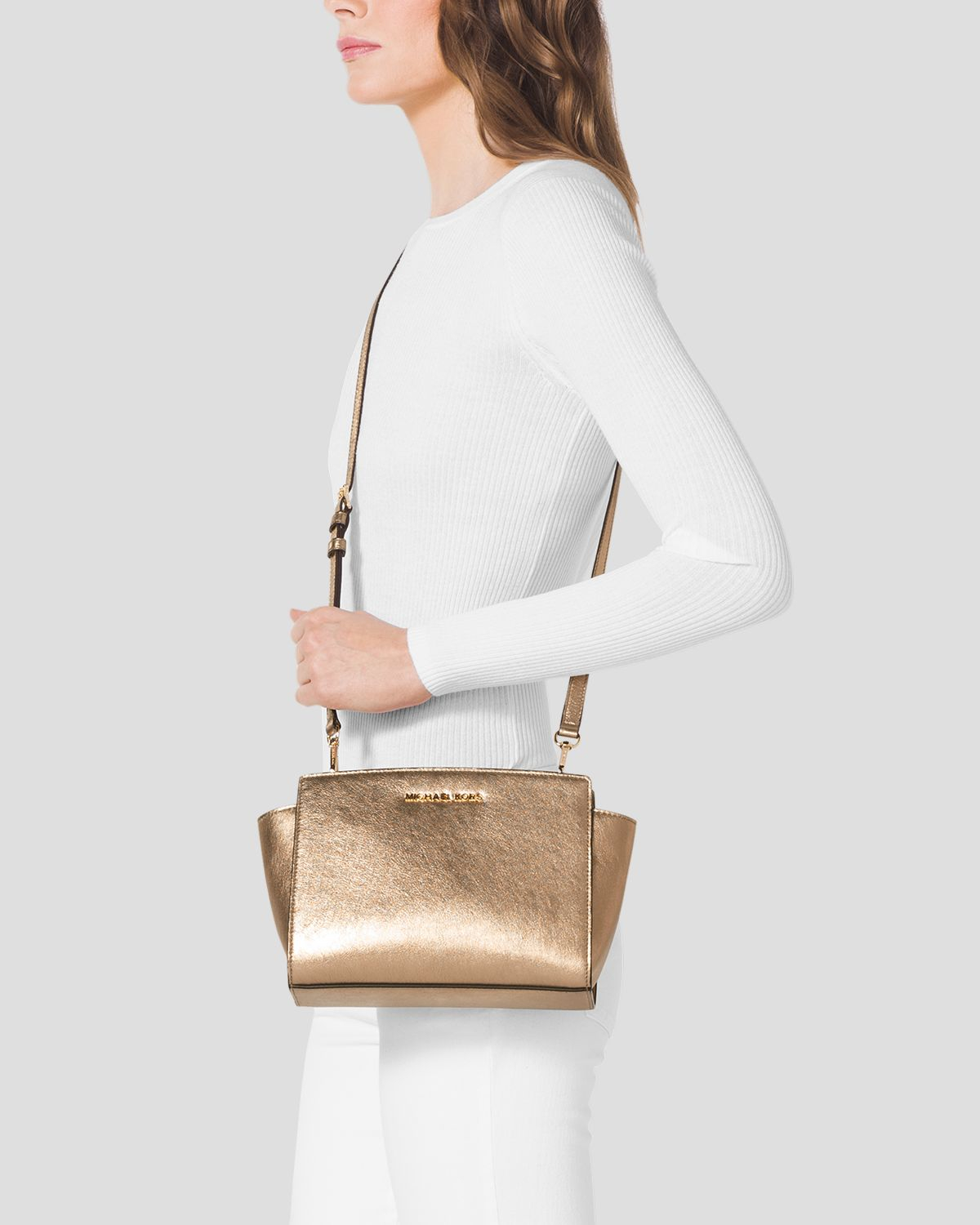 387567a95909 Gallery. Previously sold at: Bloomingdale's · Women's Michael By Michael  Kors Selma