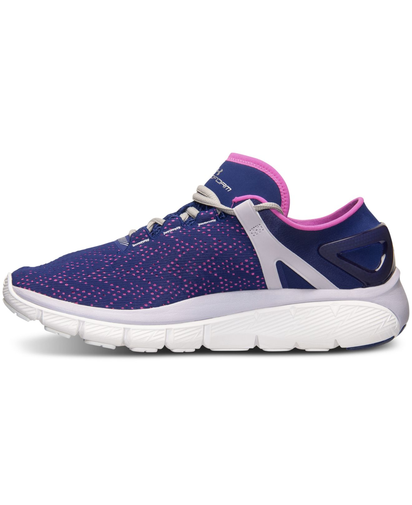 a07524a4c5b Lyst - Under Armour Women s Speedform Fortis Running Sneakers From ...