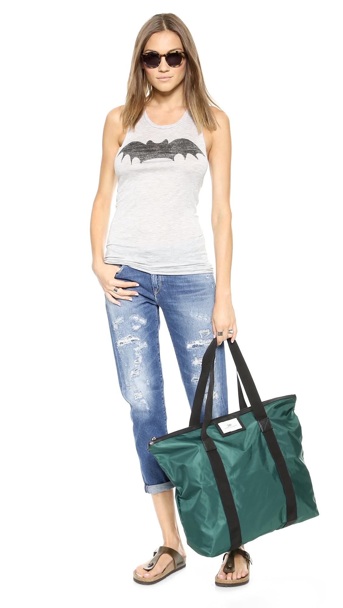 432092cfe Day Birger et Mikkelsen Day Gweneth Tote Bag Emerald in Green - Lyst