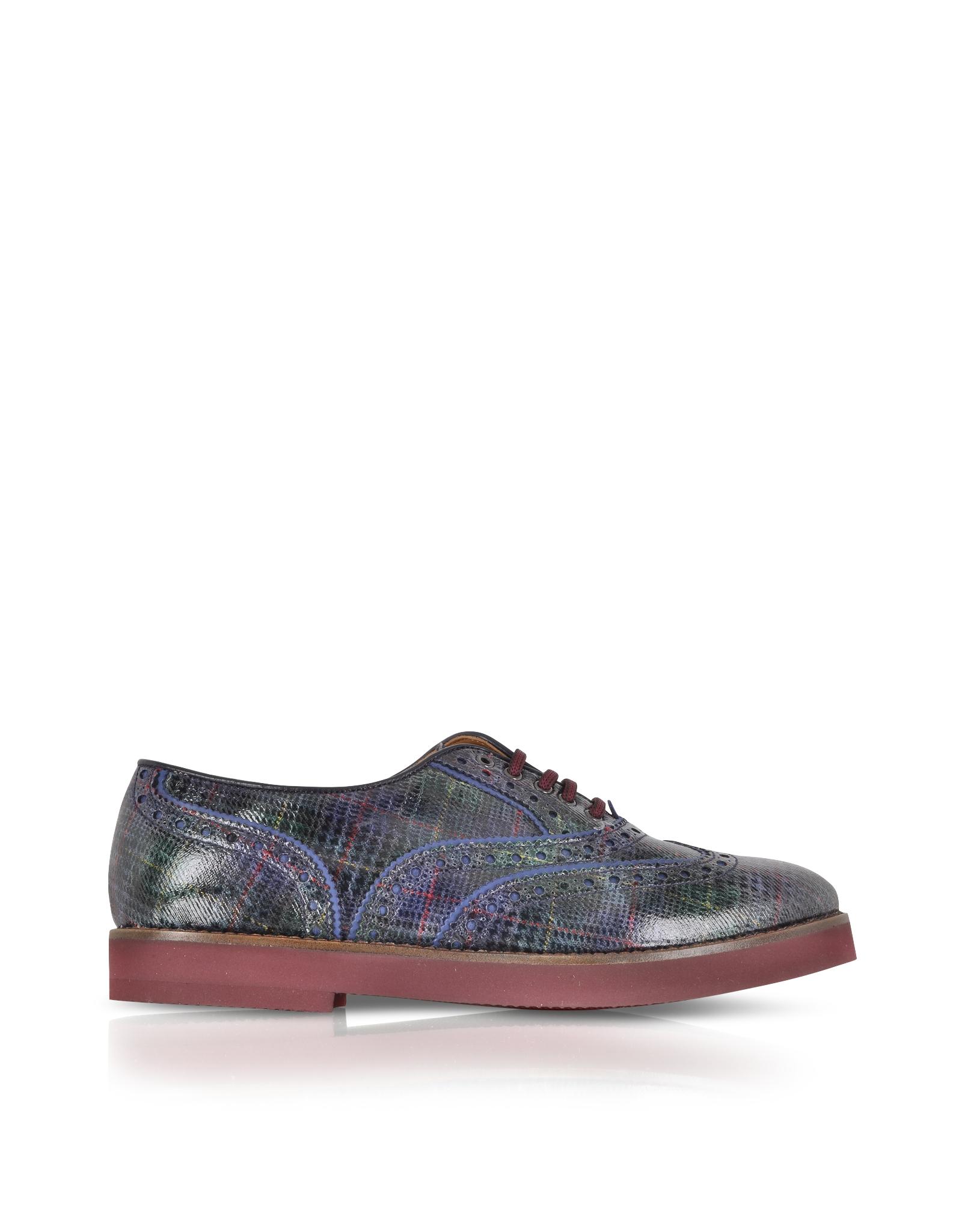 Kilt Shoe Lace Up