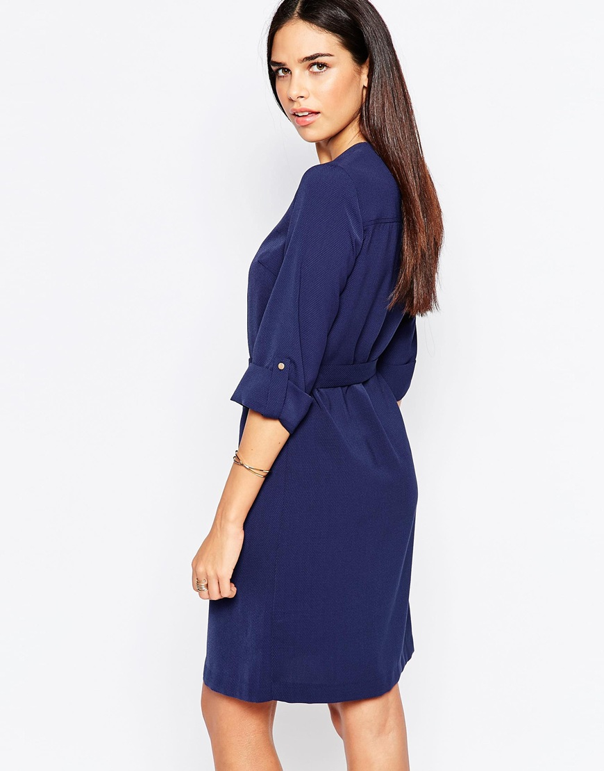 Find a Long Sleeve Shirt Dresses for Women and a Puff Sleeve Shirt Dresses for Women at Macy's. Shirtdress For Women. Shirtdresses are closet must-haves! With the right accessories, this look can work from desk to dinner with the greatest of ease. Calvin Klein Polka Dot Belted .