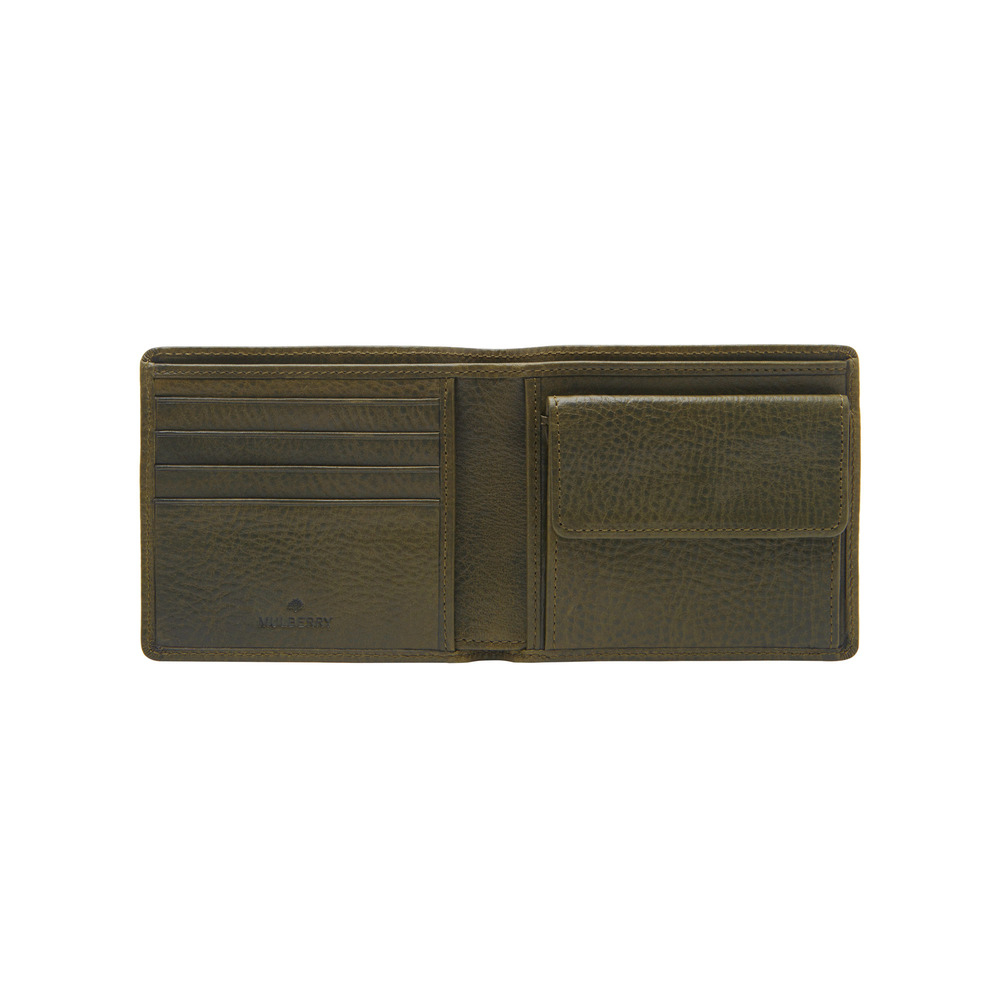 a07f3be4f9eb Lyst Mulberry Coin Wallet In Green For Men. Mulberry 8 Card ...