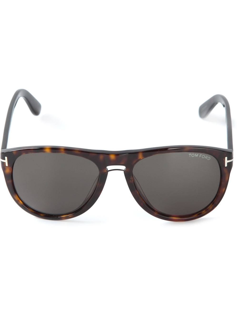 196a0017726b Lyst - Tom Ford  Kurt  Sunglasses in Brown for Men