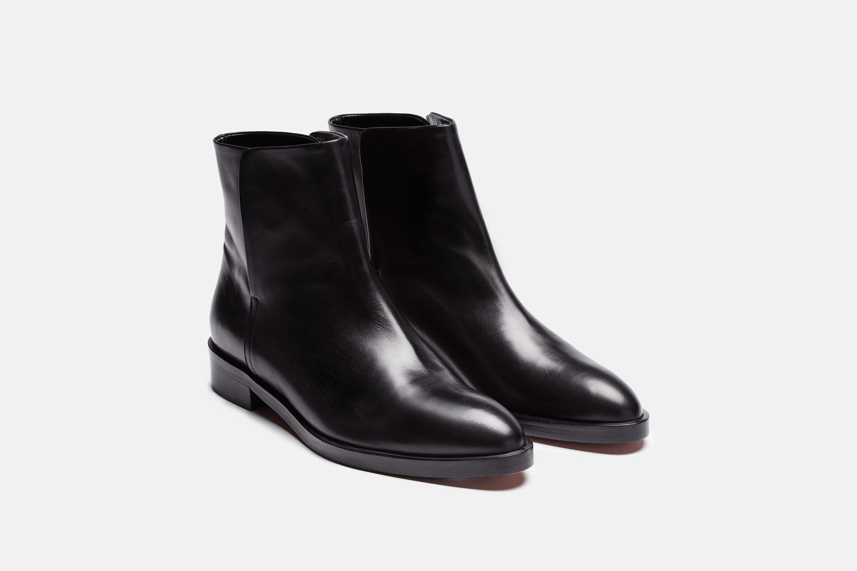 Jenni Kayne Leather Mid-Calf Boots discount fashion Style jEvSbnQw3o