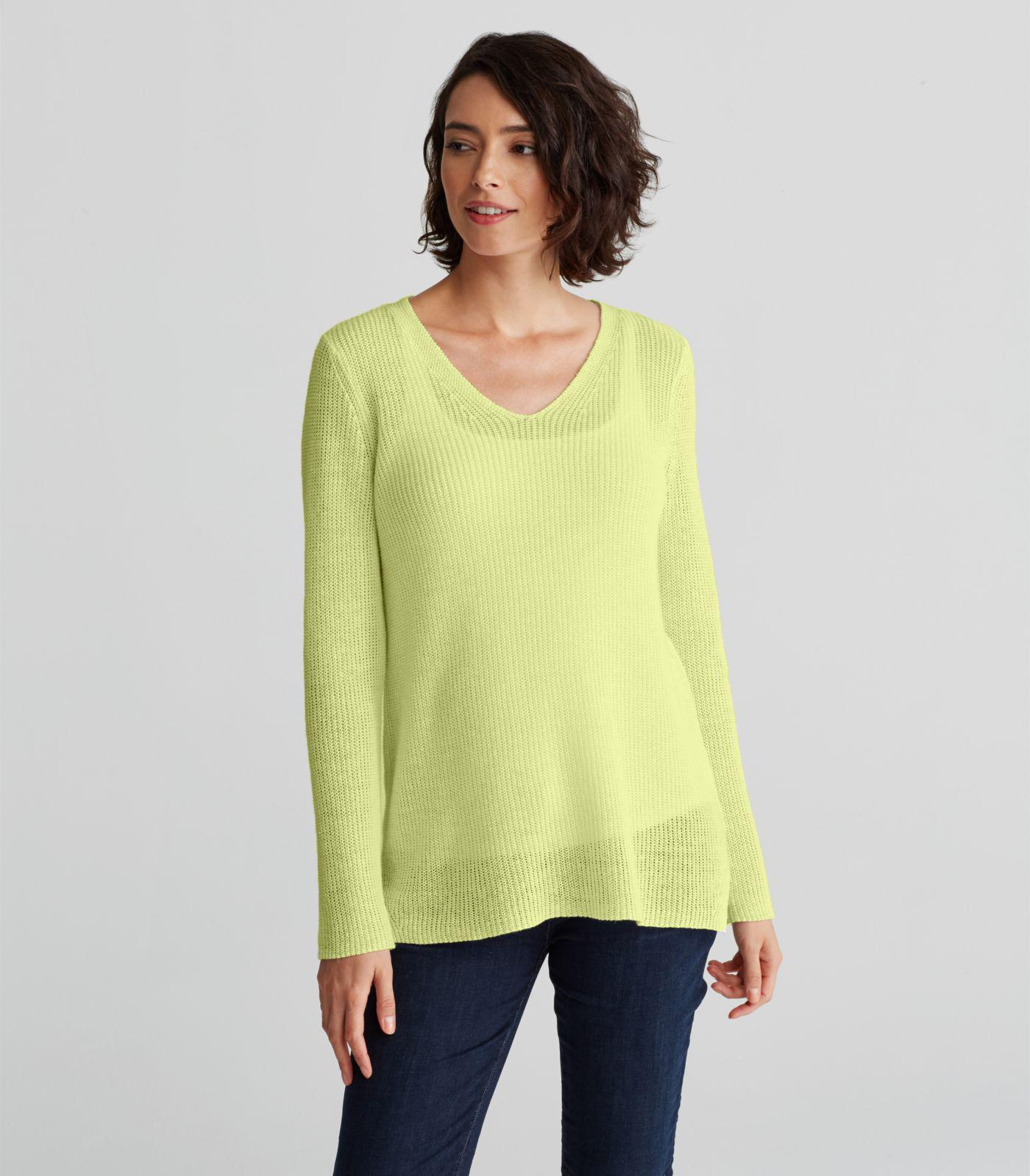 97fa6e572e Gallery. Previously sold at  Eileen Fisher · Women s Striped T Shirts ...