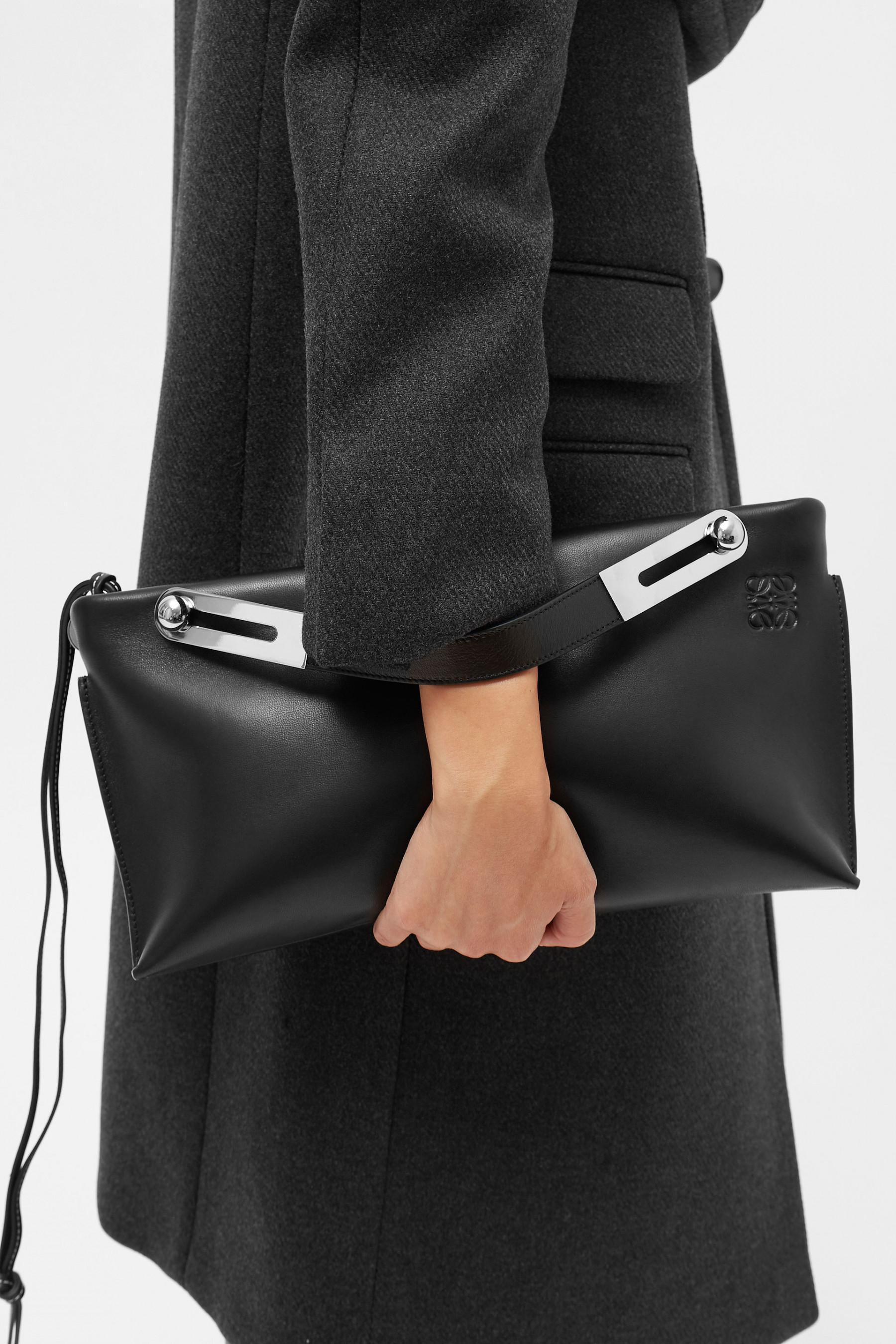 Loewe Missy Leather Bag NG1k30Lr
