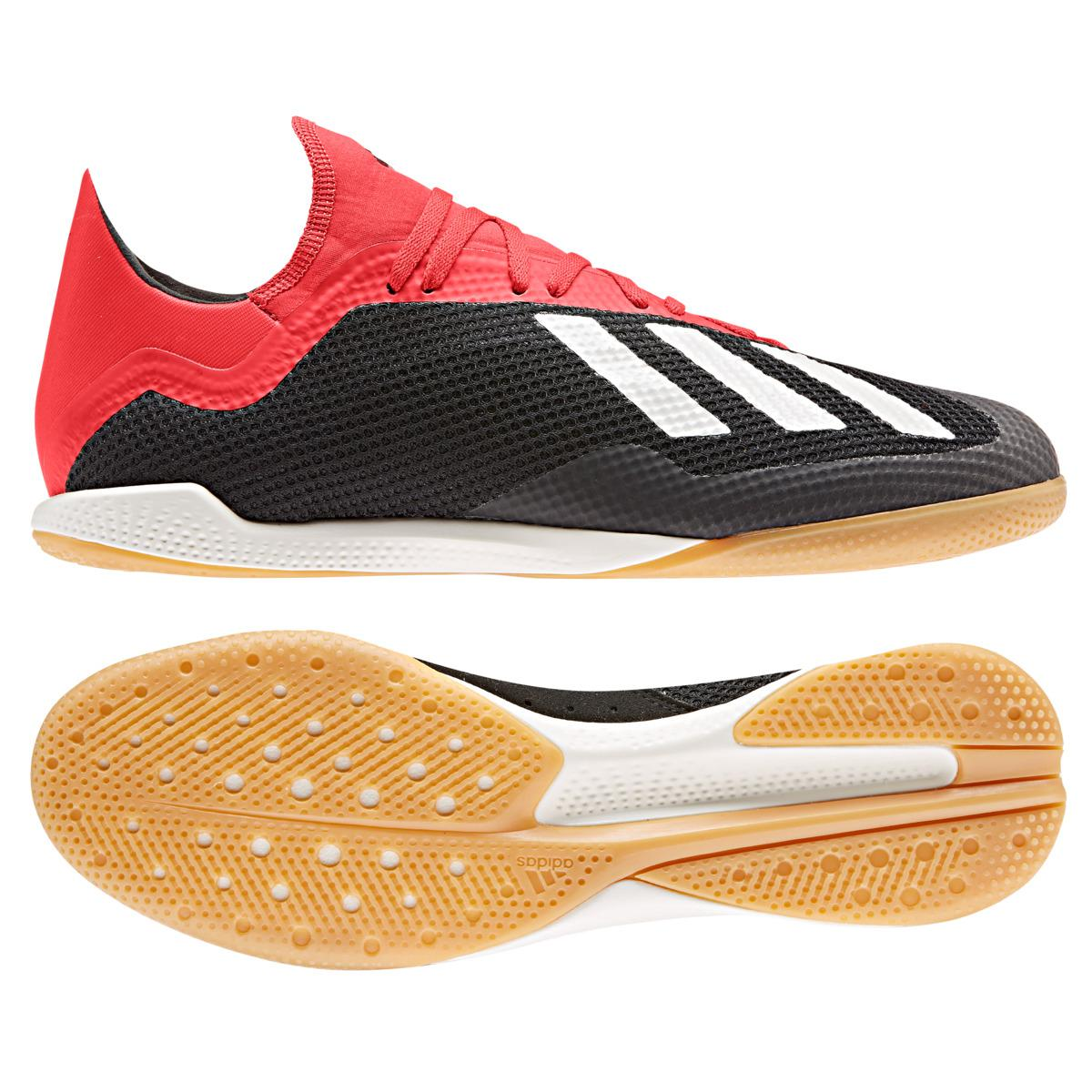 2c7eb0fcf Adidas - Red X 18.3 In Indoor Football Boots for Men - Lyst. View fullscreen