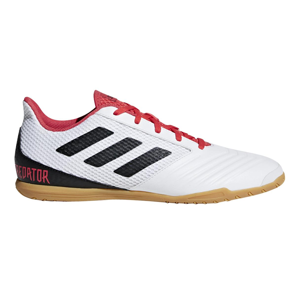 adidas indoor football trainers white