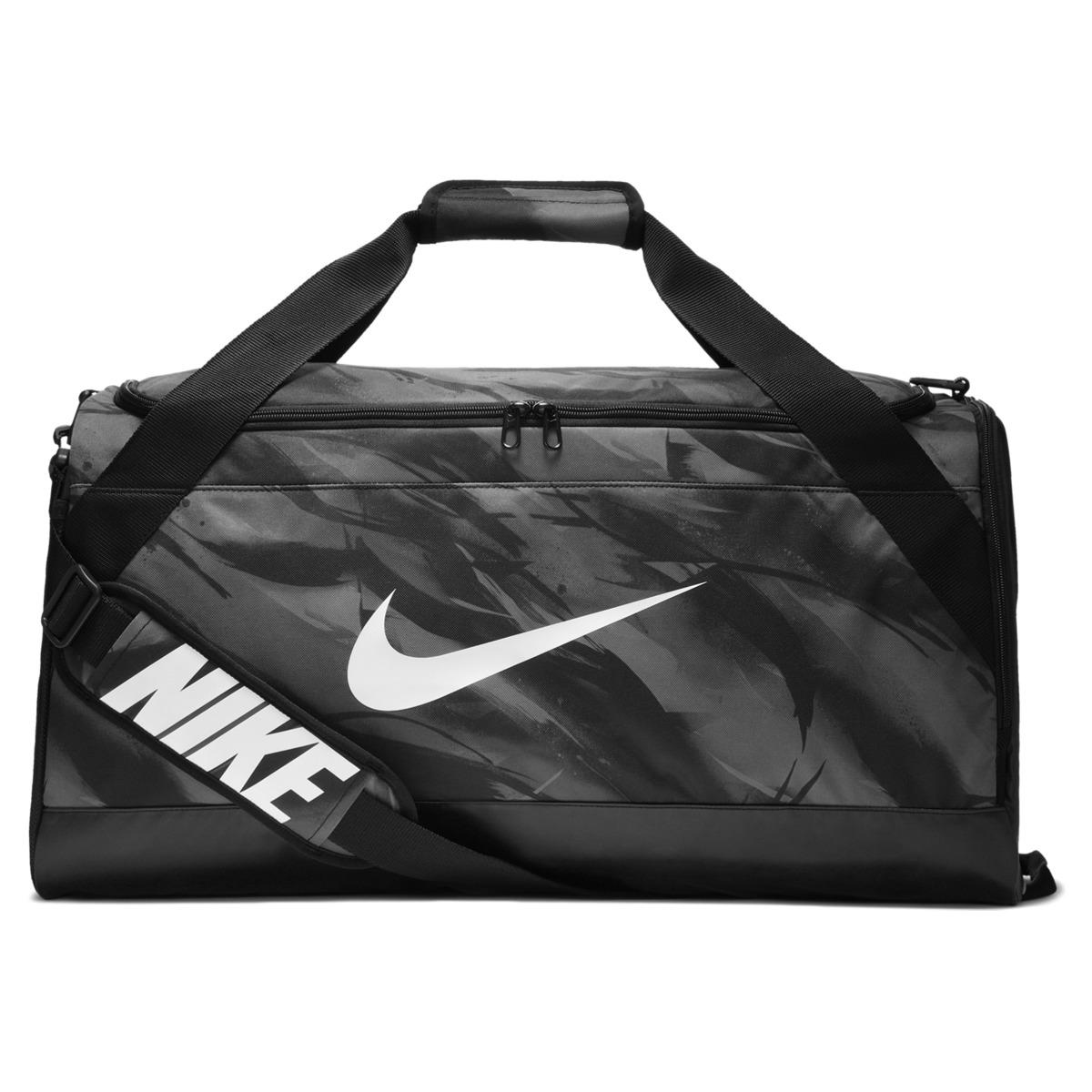 7f1993ecfb Nike - Black Brasilia M Training Duffel Sports Bag for Men - Lyst. View  fullscreen