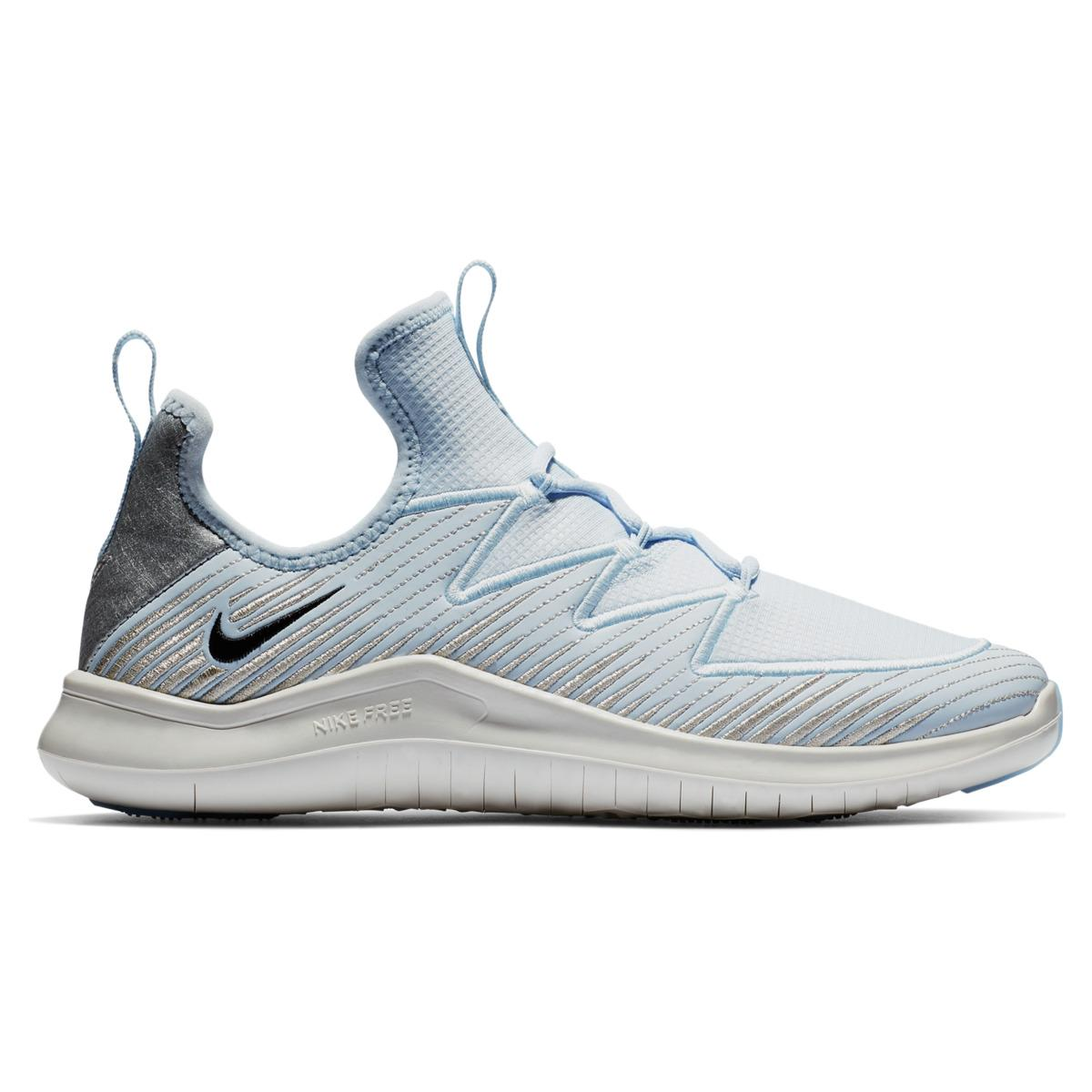 7c7ca981d9cab Nike Free Tr 9 Metallic Fitness cross Training Shoes in Blue - Lyst