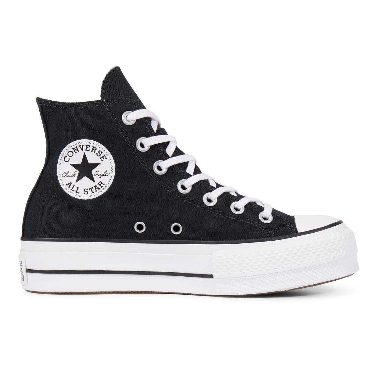 converse hight canvas platform