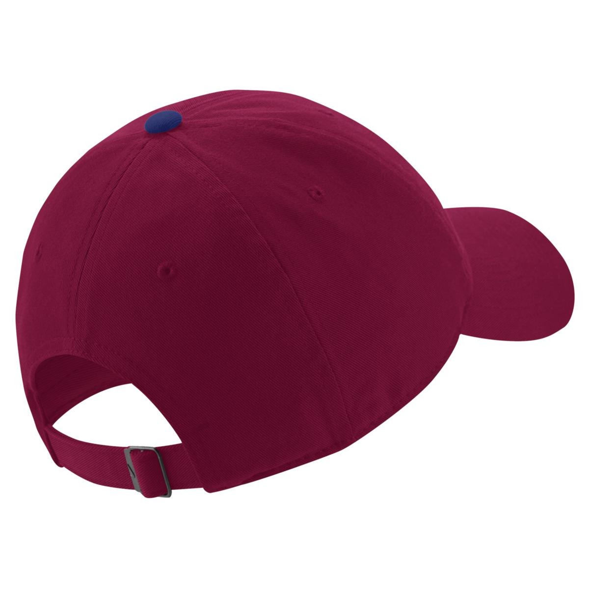 6c6bf708b80 Nike Fc Barcelona 2018-2019 Heritage Cap in Purple for Men - Lyst