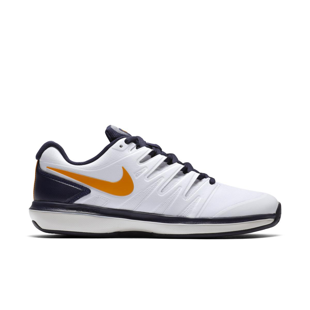 c6d816bb58ec8 Lyst - Nike Air Zoom Prestige Clay Tennis Shoe in White for Men