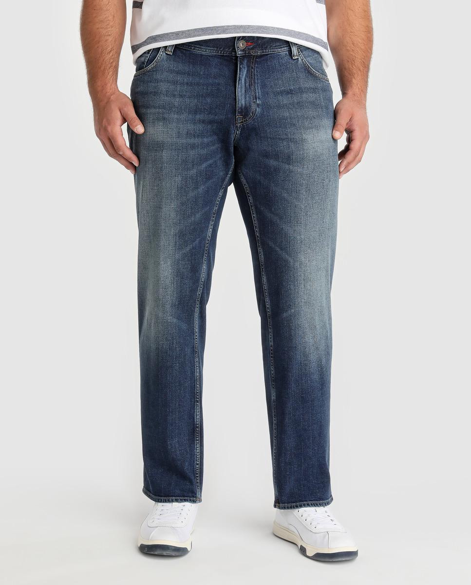 Grand Et Grand Bout Droit Jeans Coupe Décontractée - Ventes Jusqu'à -50% Tommy Hilfiger Utpu69POJ
