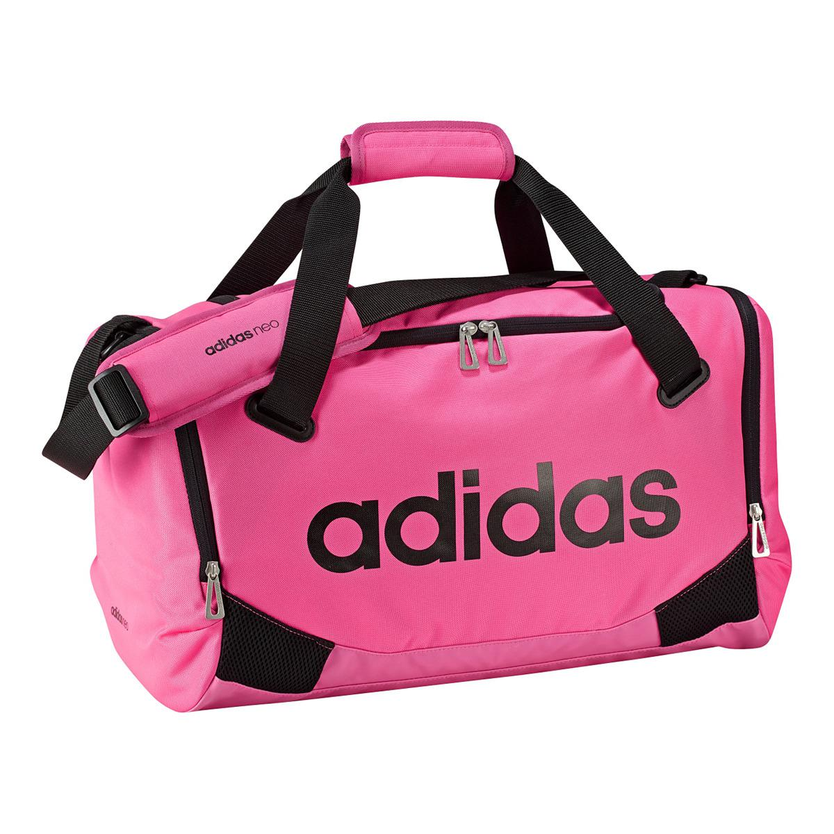 f82e4c2dbe73 Lyst - Adidas Neo Daily Sports Bag in Pink