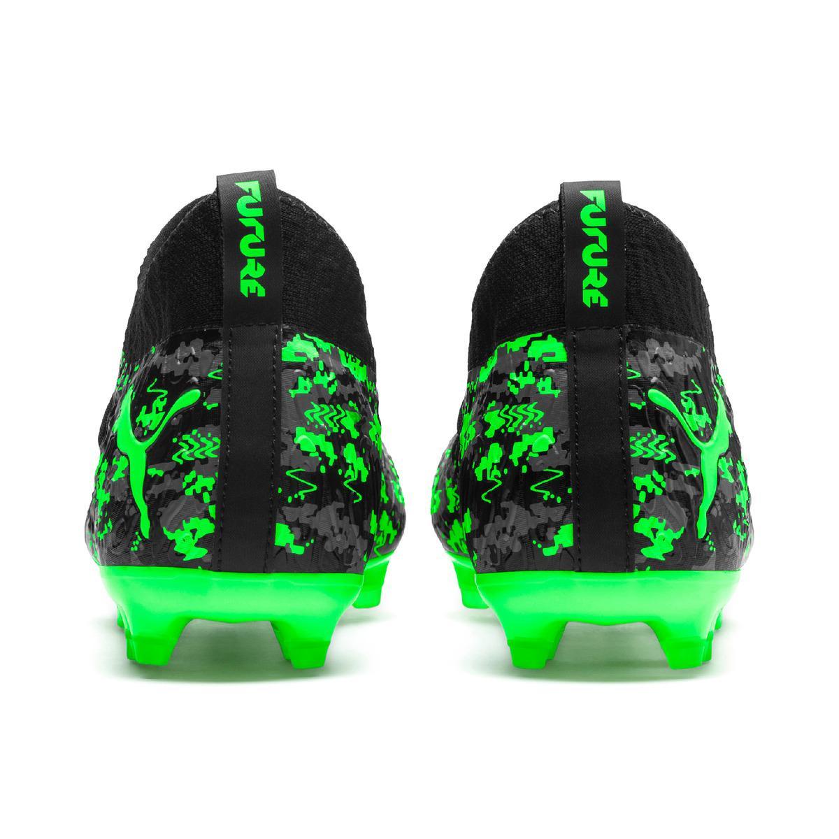 c4c6eb58ea204 Lyst - PUMA Future 19.3 Netfit Fg/ag Footbal Shoes in Green for Men
