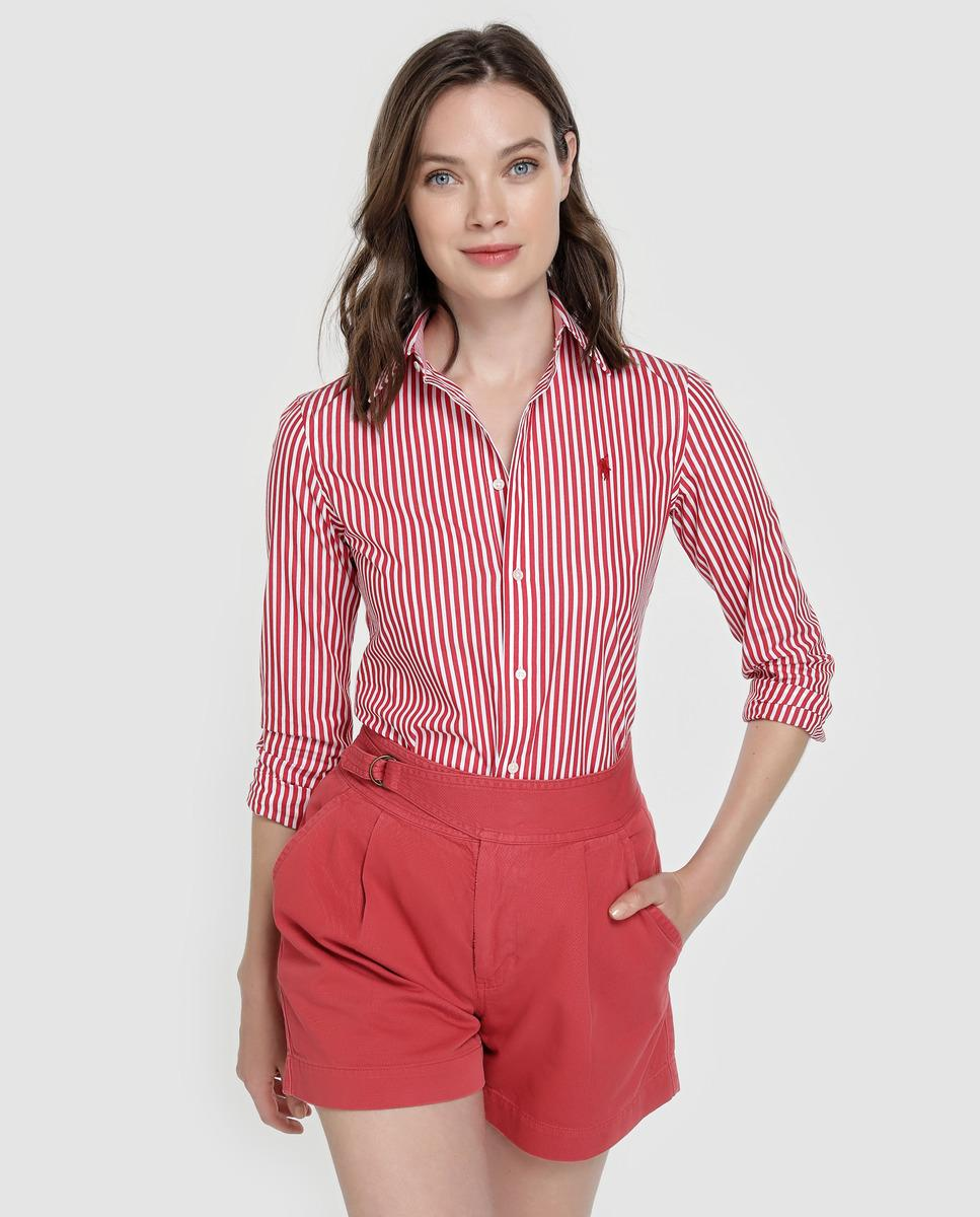 5dfb78aee5 Polo Ralph Lauren. Women's Red Striped Shirt. $123 $99 From El Corte Ingles