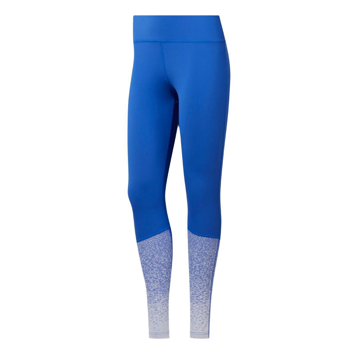 53c1303f76b907 Reebok. Women's Blue Crossfit leggings. £60 From El Corte Ingles