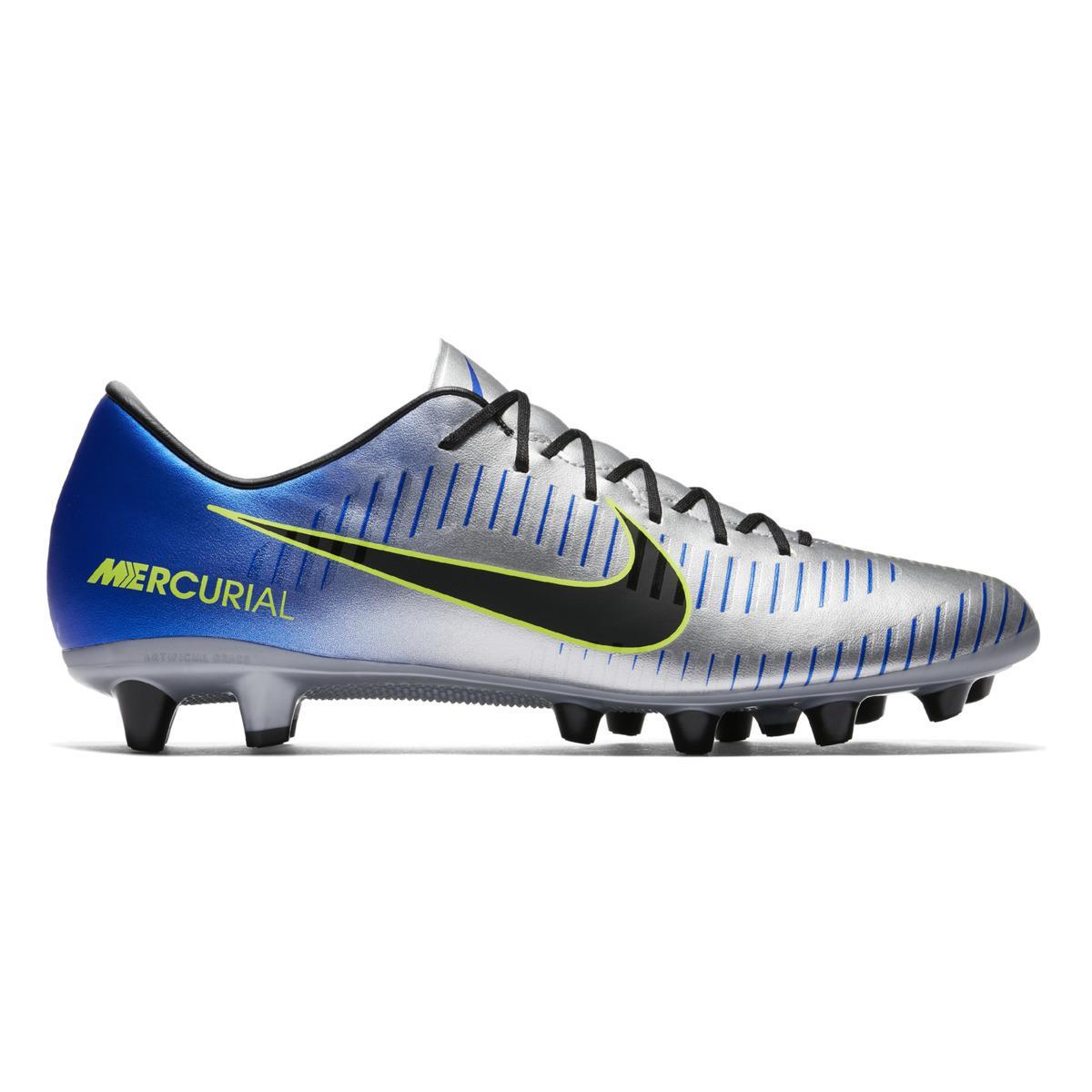 4f36ef24c Nike Neymar Mercurial Victory Vi (ag) Football Boots in Blue for Men ...