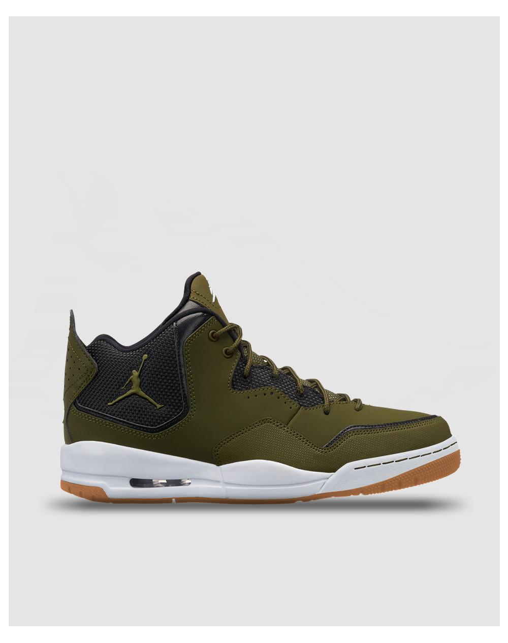 Lyst - Nike Jordan Courtside 23 Casual Trainers in Green for Men 236dcc7e6