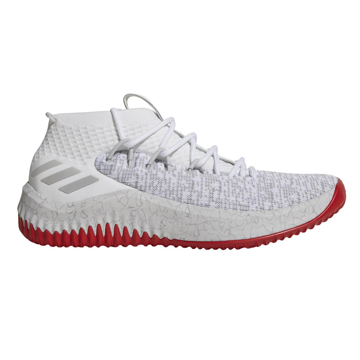 best sneakers 1e842 1fed9 Lyst - Adidas Dame 4 Basketball Shoes in Gray for Men
