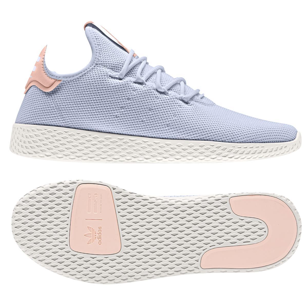 74bb6f891 Lyst - adidas Originals Pharrell Williams Tennis Hu Shoes in Blue