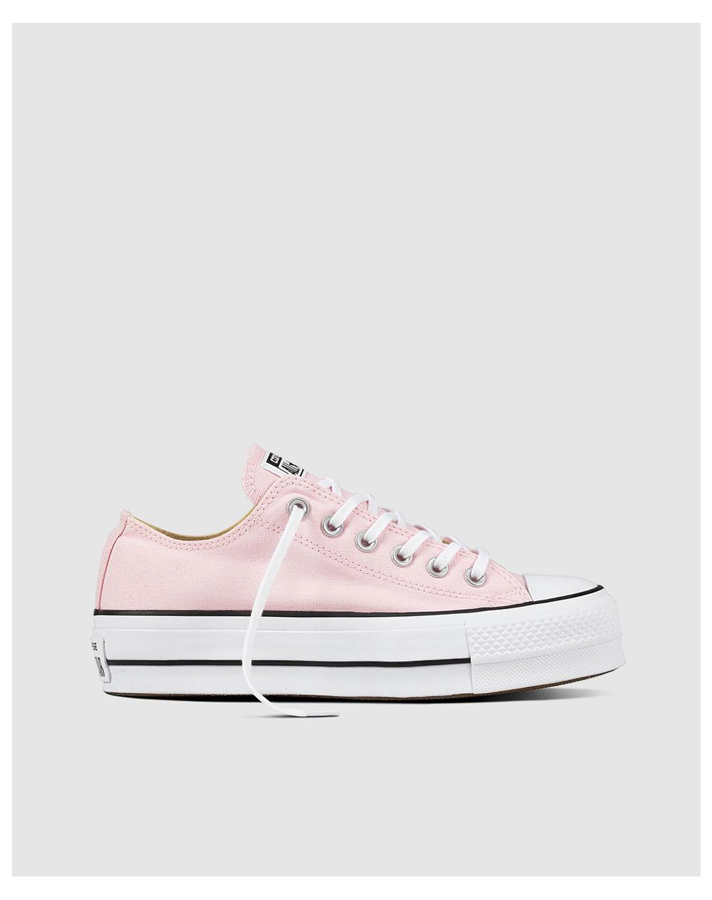 Converse Chuck Taylor All Star Platform Trainers In Pink sale top quality outlet sast outlet comfortable qZWCRxc