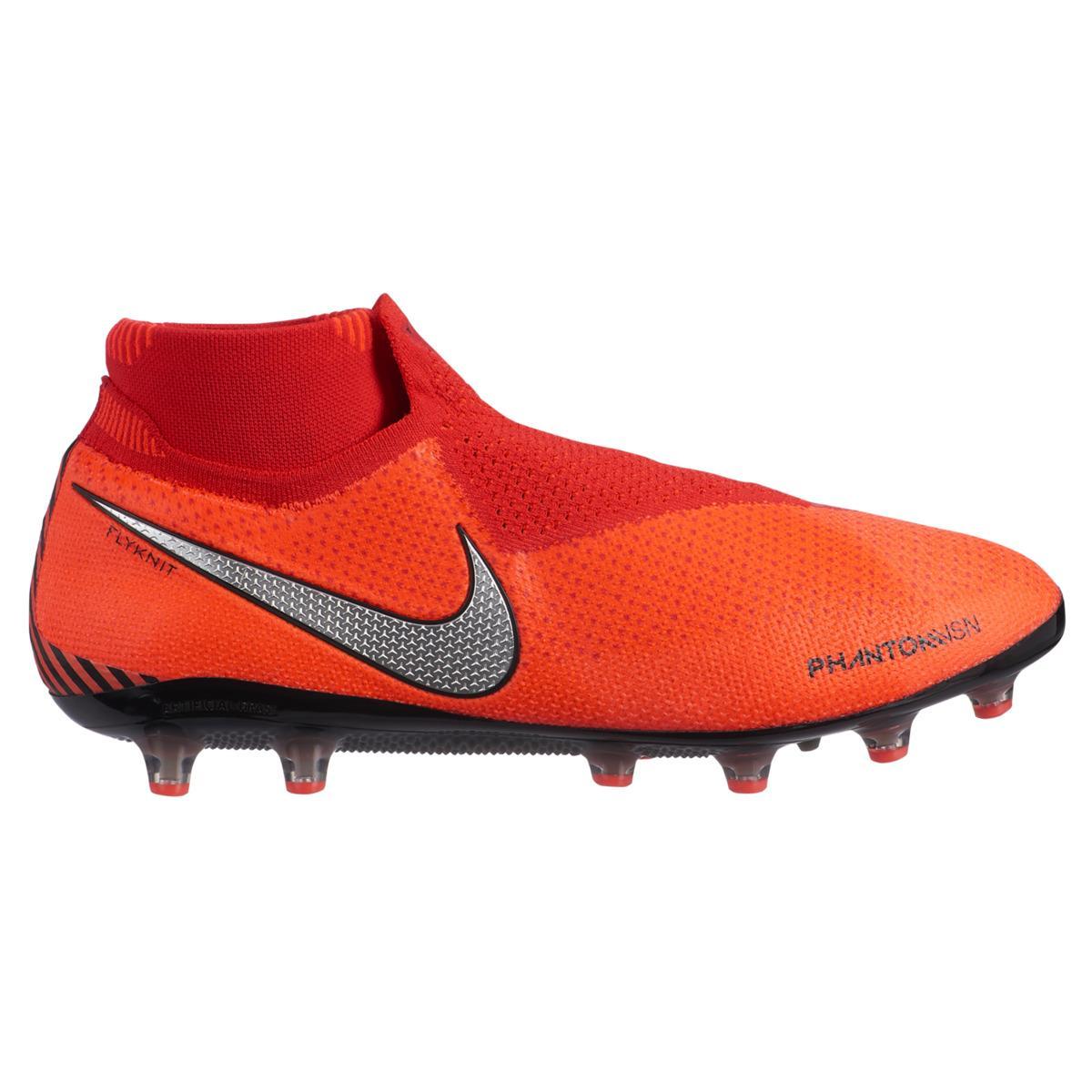 1d890a44aec Nike Phantom Vsn Elite Df Ag-pro Football Boots in Orange for Men - Lyst