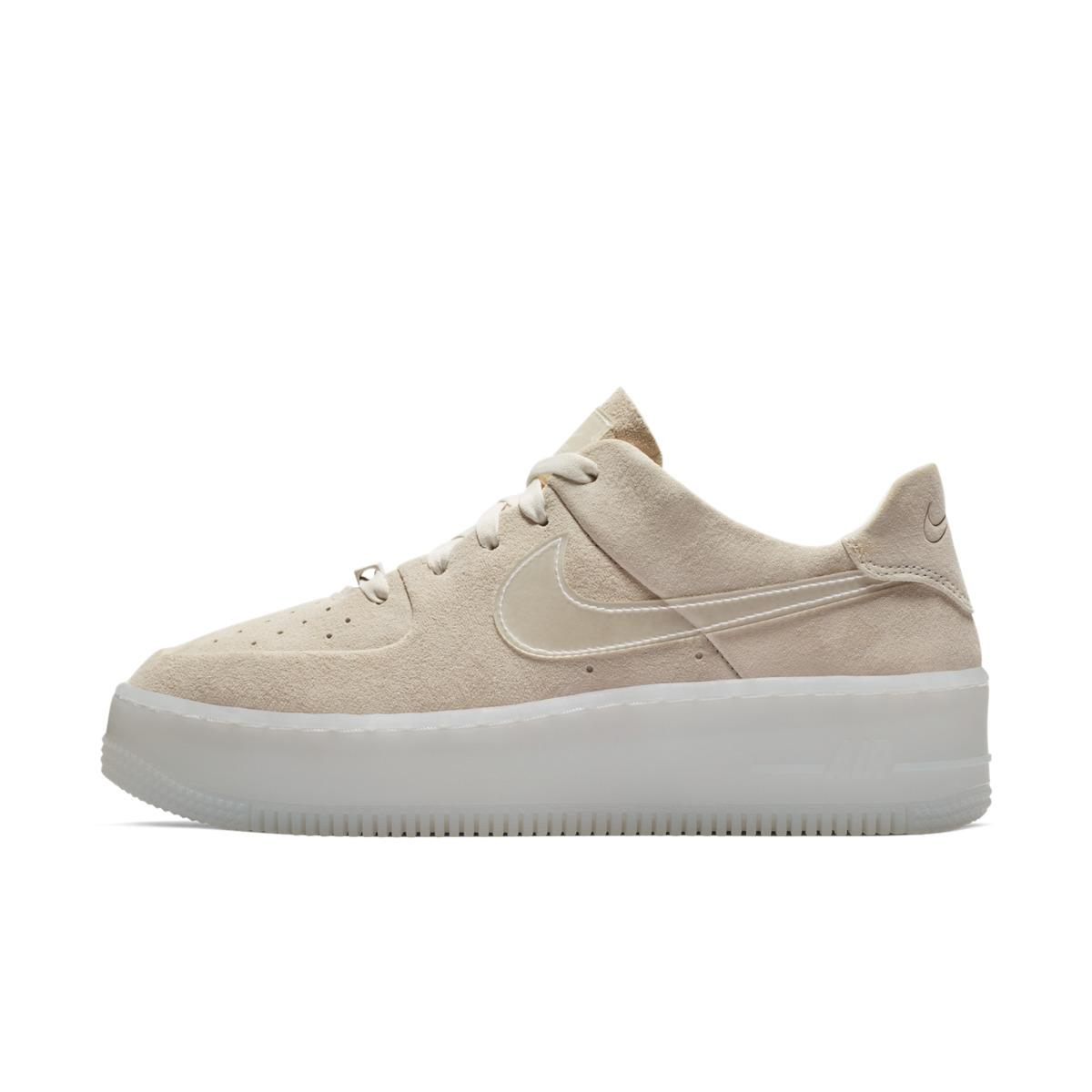 quality design b4baa d67f5 Nike - Multicolor Air Force 1 Sage Low Lx Casual Trainers - Lyst. View  fullscreen