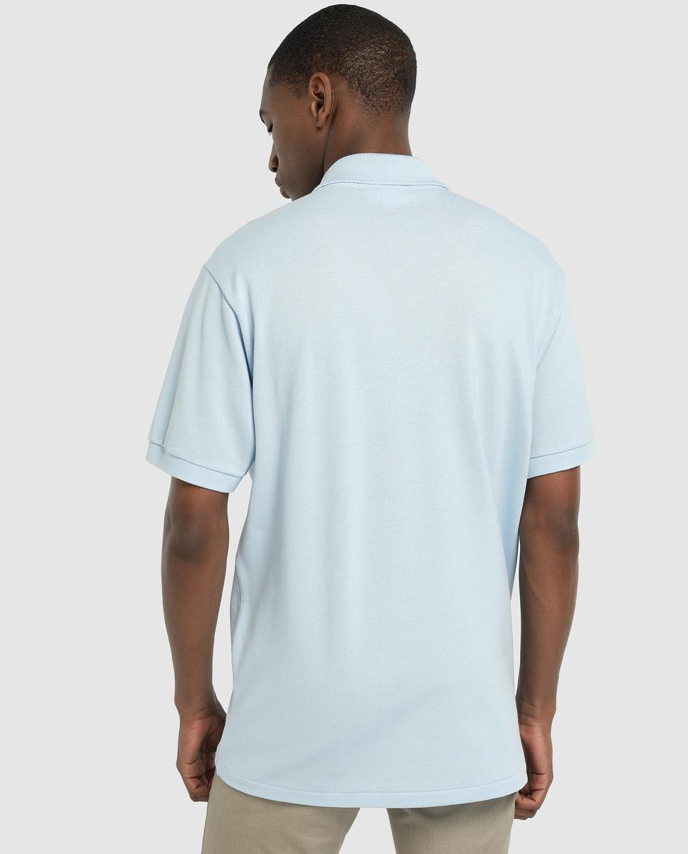 Fit Lyst Men Short For Lacoste Blue Sleeve Classic Polo Shirt In 8kwPXn0O