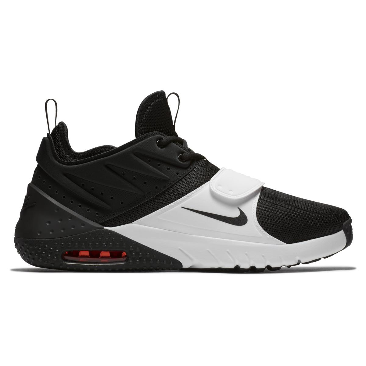 huge selection of 2da77 0978e Nike Air Max Trainer 1 Fitness cross Training Shoes in Black for Men ...