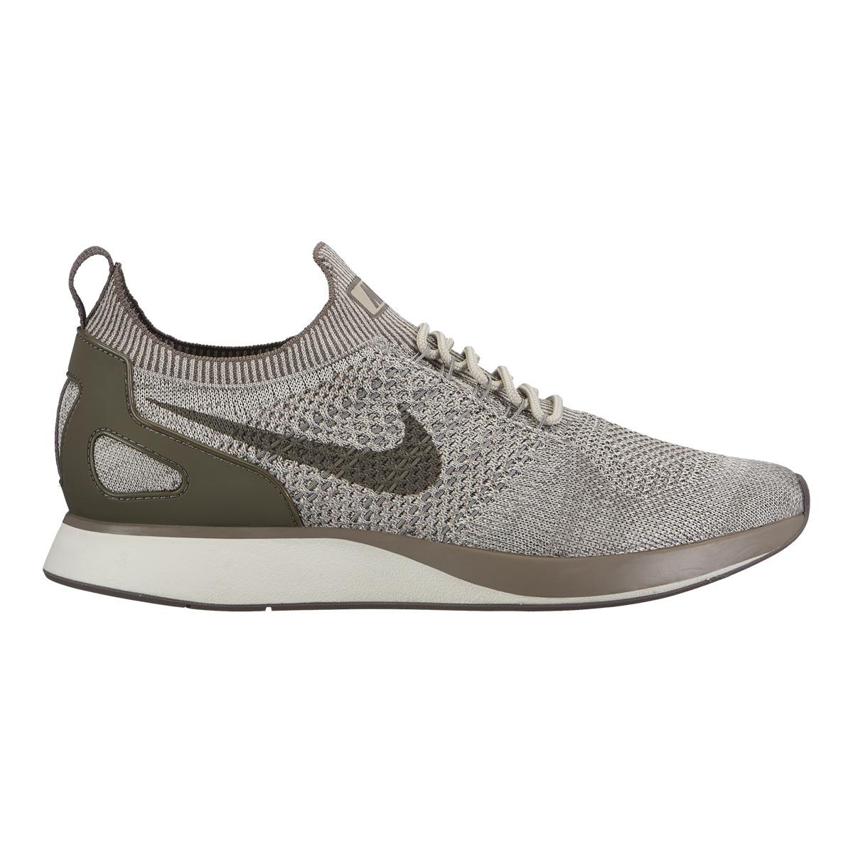143d3053e2e4 Lyst - Nike Air Zoom Mariah Flyknit Racer Casual Trainers in Gray ...