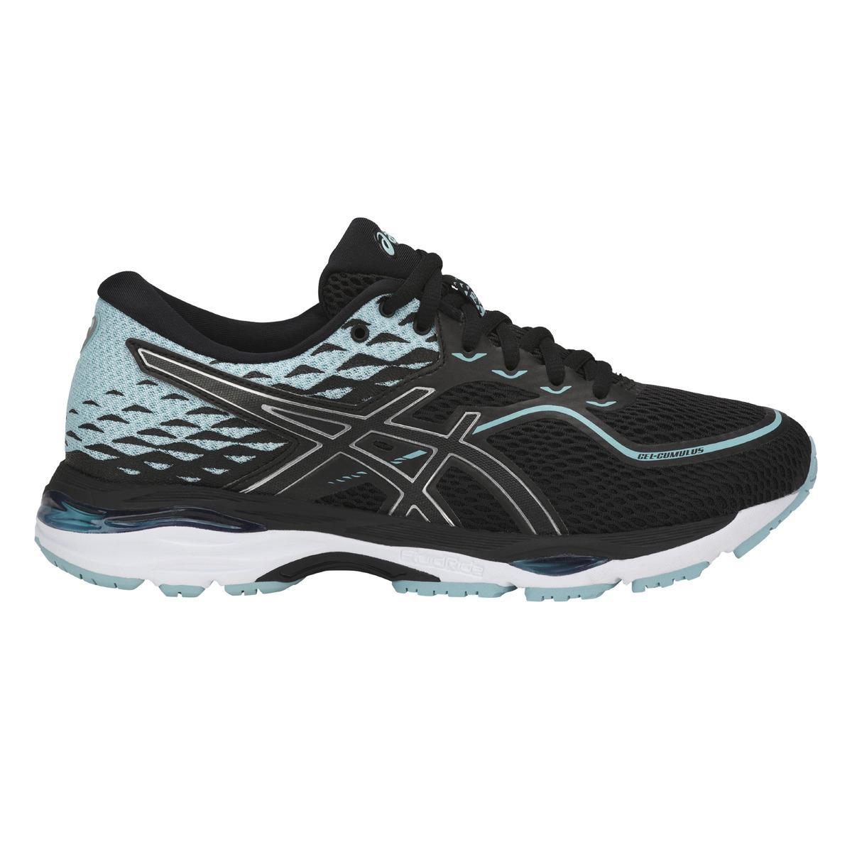 Lyst - Asics Gel-cumulus 19 Running Shoes in Black - Save 12% a3b480177