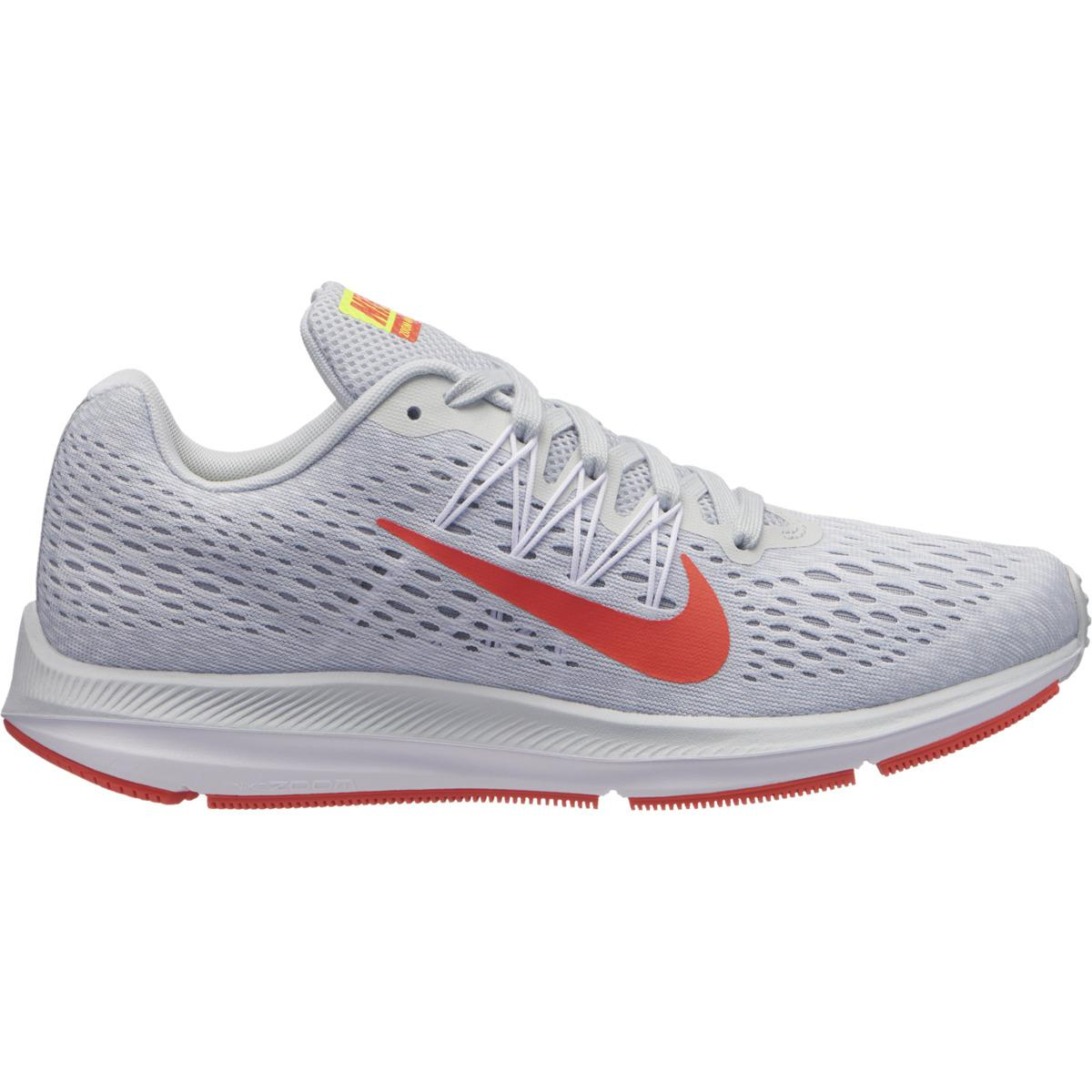 40aad3e6b23963 Nike Air Zoom Winflo 5 Running Shoes in Gray - Lyst