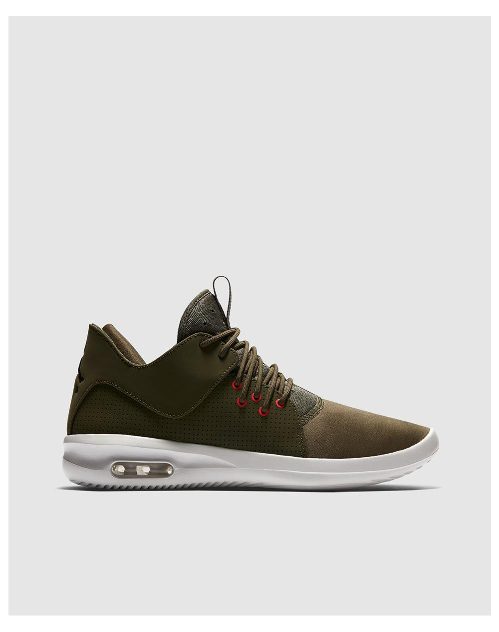 Featured. Nike | Green Air Jordan First Class Casual Trainers for Men ...