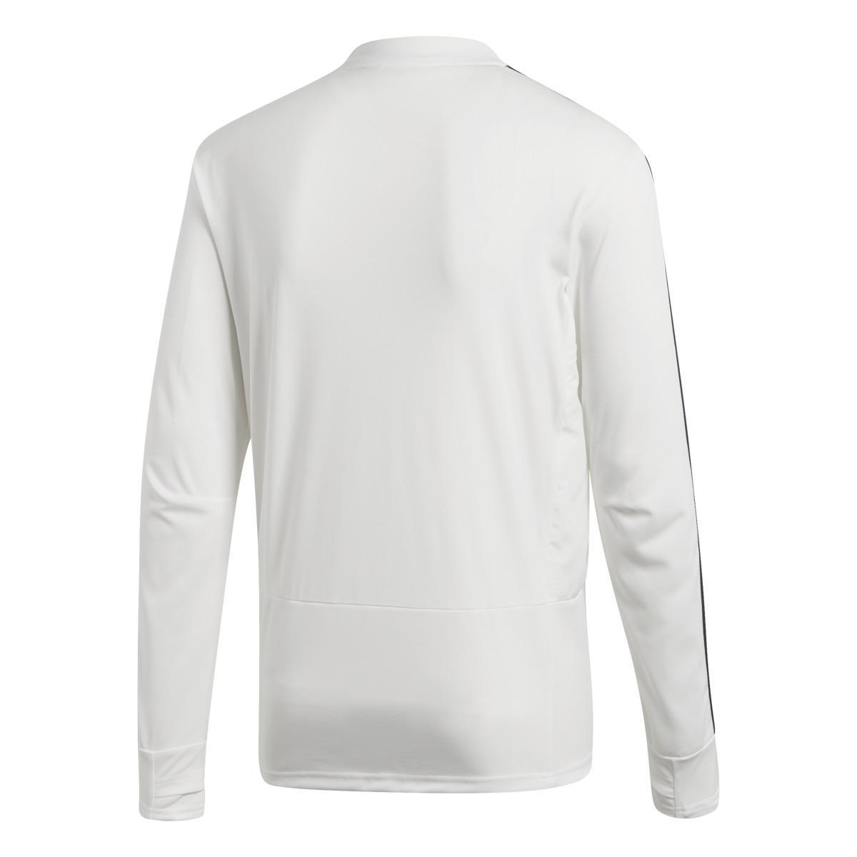 b75627b1200 Adidas - White Real Madrid Cf 2018-2019 Training Shirt for Men - Lyst. View  fullscreen
