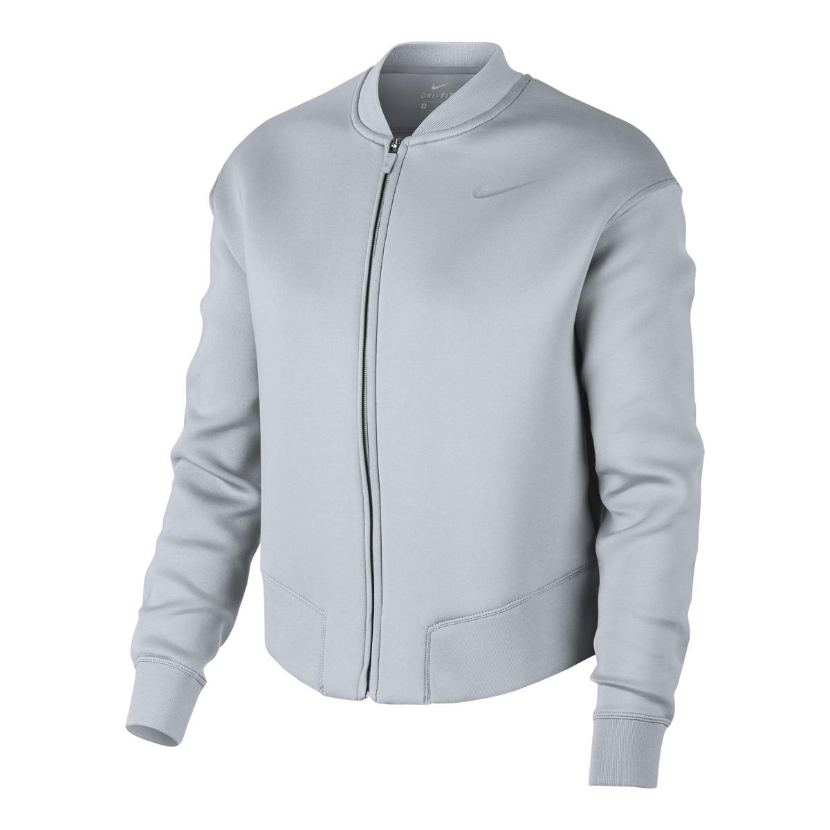 0c6c01de2f82 Lyst - Nike Therma Sphere Jacket in Gray